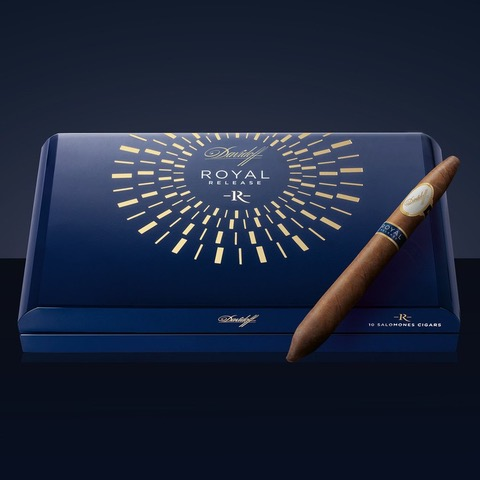 Try the Royal Release line at the Las Vegas Strip's Best Cigar & Humidor Lounge